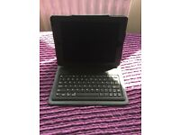 iPad soft case and Bluetooth keyboard