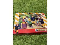 Fireman Sam jigsaw puzzle 35 piece