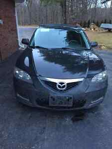 2008 Mazda3. Good condition with Safety & Emission tests done