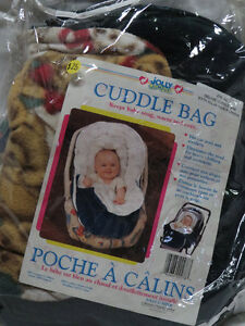Warm Cuddle Bag for car seat/Stroller