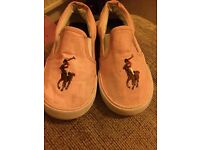 Title Ralph Lauren girls shoes