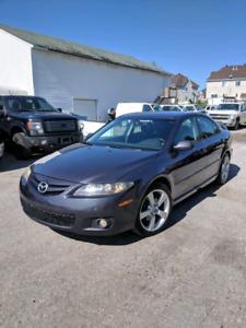 Mazda 6 2007 v6