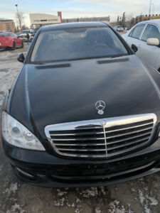 2009 S450  4matic Mint just like brand new