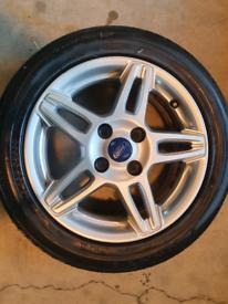 Ford Fiesta 15 inch Alloy