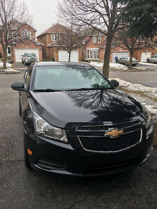 Chevy Cruze LOW KM, NO ACCIDENT