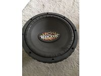 Kicker Comp subwoofer