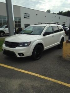 2017 Dodge Journey BLOWOUT - ONLY 3 LEFT!!