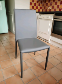 Brand new leather dining chairs (20 in total )