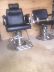 Hair Salon Chairs Stratford Kitchener Area image 2