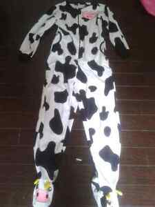Cow onesie for sale