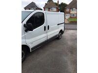 Vauxhall Vivaro van for sale