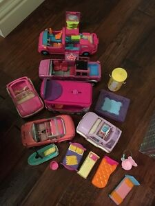 Lots of Polly pocket accessories.  Cambridge Kitchener Area image 1