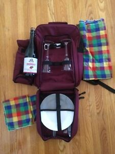 Picnic Backpack/Carrying Bag