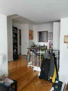 31/2 1 bedroom Downtown - 3 months - lease transfer