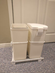 Double Pull-Out Bins, Best Offer