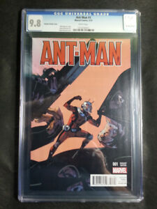 "Ant-Man #1   ""Marvel Comics, 3/15"""