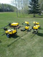 SPRAYERS - WEED & VEGETATION CONTROL