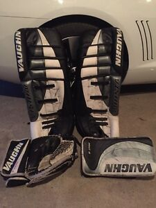 Vaughn goalie gear