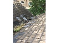 Roofing work taken on in and out of London