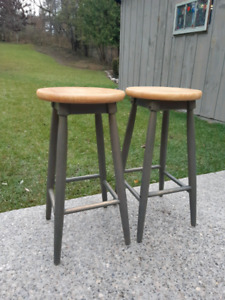 Pair of Stools *Delivery Available*