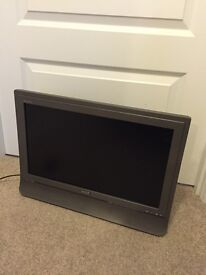Sony 20 inch TV freeview