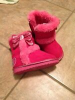 Baby size 2 Sesame Street boots