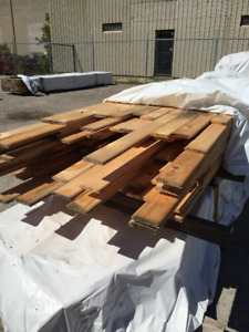 1x5 Pine T&G BUNDLES - LUMBER CLEAROUT