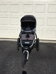 1 year-old Thule Jogging Stroller