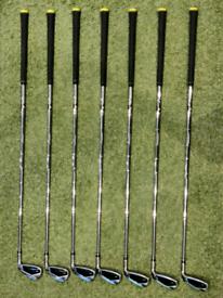 Single length golf irons, Olimar Intercept - 5, 6, 7, 8, 9, PW GW