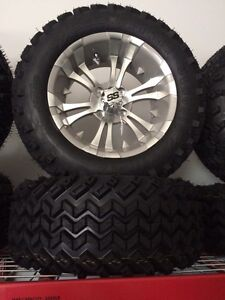 "Golf Cart Tires & RIM's, Alloy Rims for sale! 10-14"" Kitchener / Waterloo Kitchener Area image 10"