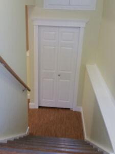 2 Bedroom basement Suit in Hampton for rent ASAP/or Nov 1st