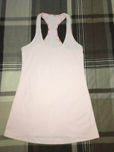 Lululemon cool racerback size 6 some rare special edition ones