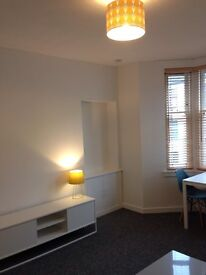 FRESHLY DECORATED 1 BEDROOM FLAT CENTRAL PAISLEY