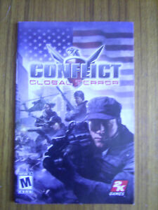 CONFLICT GLOBAL TERROR PC GAME