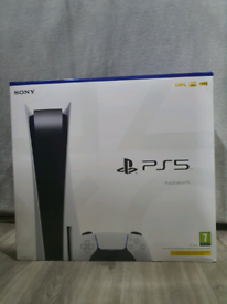 PS5 Console (Disk) Brand New, Boxed and Sealed