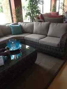 Catalina Sectional Patio Furniture on sale NOW!! Cambridge Kitchener Area image 1