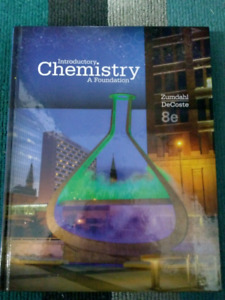 Introductory Chemistry A Foundation (8th Edition)