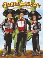 'THE THREE AMIGOS'  &  TRACKS, DANCES, PARTIES, EVENTS BY HOUR