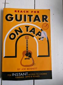 Learn guitar book
