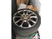"""Honda CR-V accord HR-V 18"""" Alloy wheels 2008 5x114.3"""