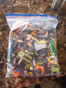 Xl bag of assorted lego