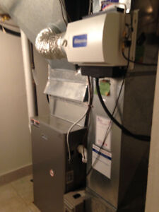 Whole Home Humidifier Installations and Service