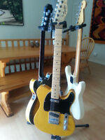 Fender Squier Affinity Telecaster Maple Butterscotch Blonde
