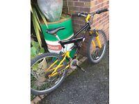 JCB 26 inch wheel bike