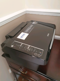 Epsom Printer and scanner