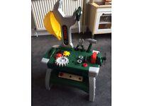 Bosch Children's Tool Bench 1-4 yrs