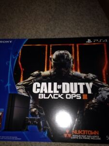 Brand new ps4 with two controllers