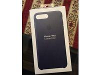 ORIGINAL IPHONE 7 Plus Leather Case