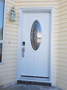 NEED SINGLE ENTRY DOOR INSTALLED THIS WEEK OR NEXT WEEK?