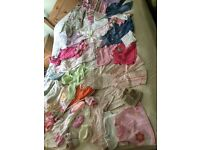 Huge baby girl Bundle clothes